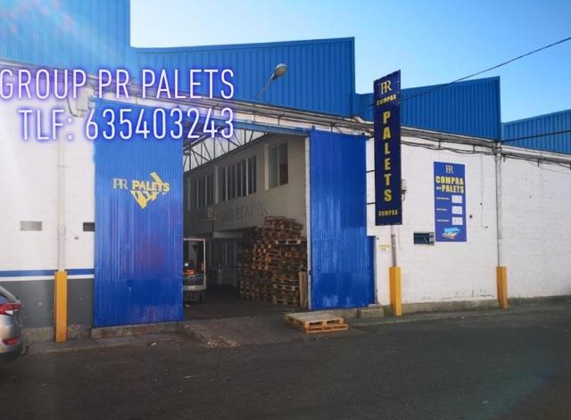 RECOGIDA DE PALETS - foto 1