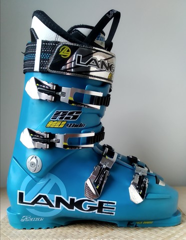 Botas de esquiar Salomón Energizer 110. Talla 43 de segunda