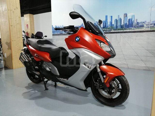 BMW - C 650 SPORT - foto 2