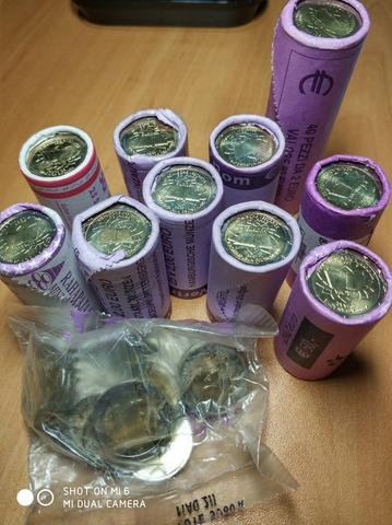 Monedas 2 Euros 2007 Tratado De Roma