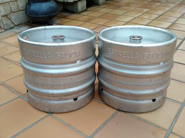 Mil Anuncios Com Barril Cerveza 30 Litros Segunda Mano Y