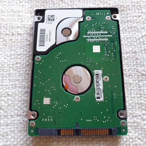 DISCO DURO HDD 2. 5 SAMSUNG HM121HI 120GB - foto 3