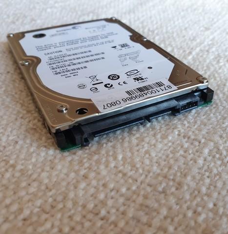 DISCO DURO HDD 2. 5 SAMSUNG HM121HI 120GB - foto 4
