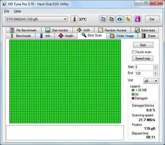 DISCO DURO HDD 2. 5 SAMSUNG HM121HI 120GB - foto 6