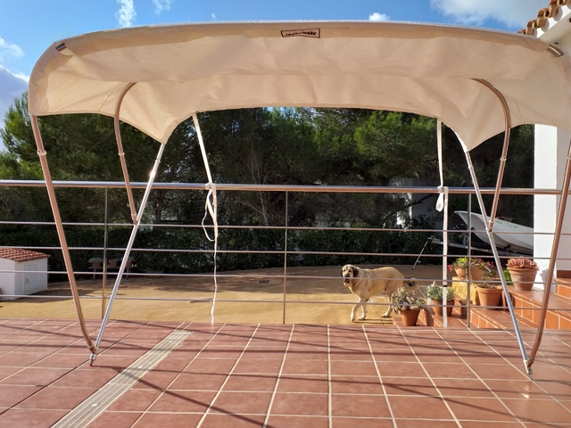 TOLDO BIMINI TAKE DOWN INOX.  200 - foto 2