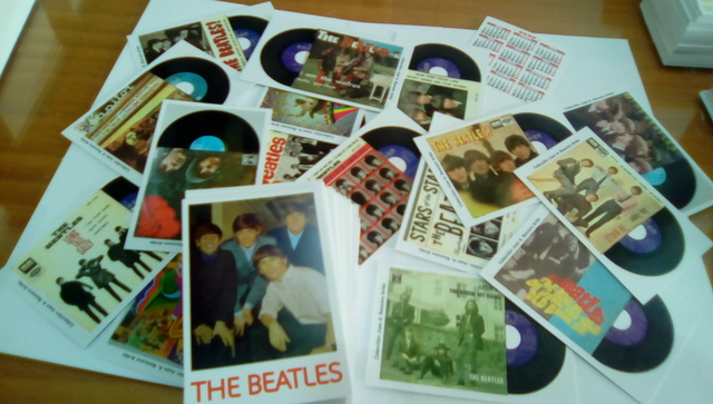 108 CALENDARIOS  2020 THE BEATLES - foto 1
