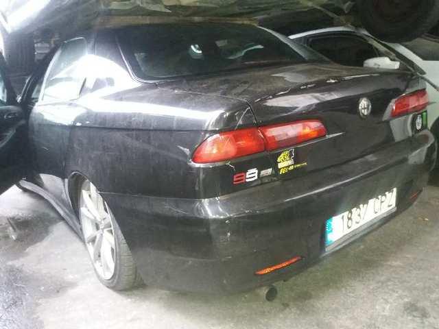 2 amortiguadores amortiguamiento atrás Alfa Romeo 156//156 SW de tipo 932