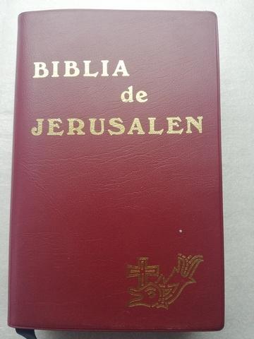 LA BIBLIA DE JERUSALEN EDITORIAL DDB PE - foto 1