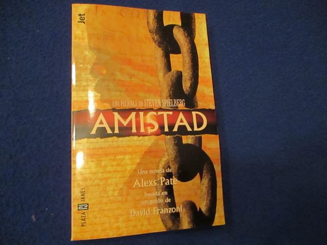 AMISTAD ALEXS PATE-DAVID FRANZONI - foto 1