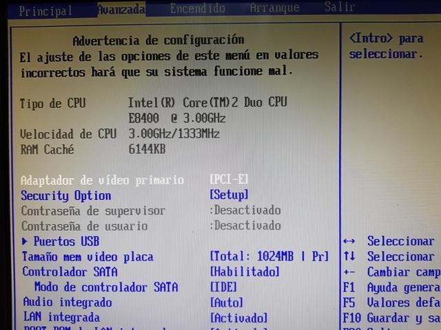 PEGATRON IPIEL-LA3+CPU E8400+DISIPADOR - foto 3