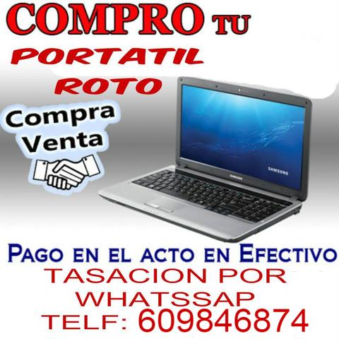 COMPRO ORDENADOR ROTO O FUNCIONANDO - foto 2