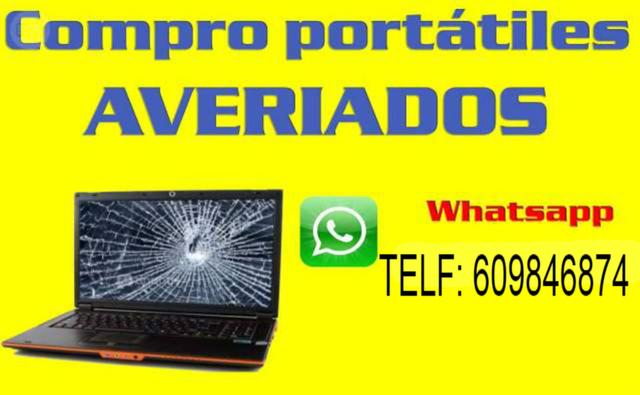 COMPRO ORDENADOR ROTO O FUNCIONANDO - foto 3