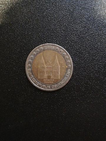 Moneda 2 Euros Alemania 2006 Schleswig