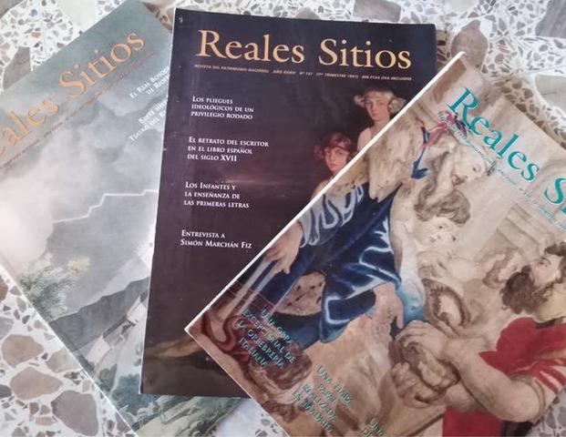 Revistas Reales Sitios