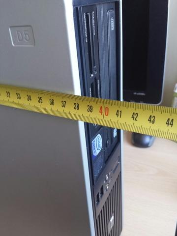 ORDENADOR HP DC5800SFF 500GB - foto 4