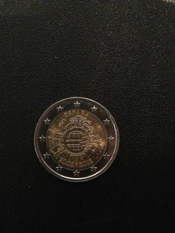 Moneda De 2 Euros España. 2002-2012