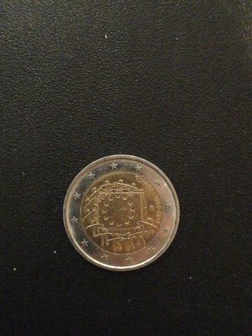 Moneda De 2 Euros España 2015