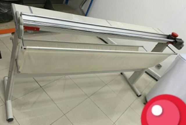 CORTADORA TRIM 150 NEOLT PLANOS CARTELES - foto 5