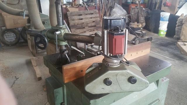 Electroavance Para Maquinaria De Madera