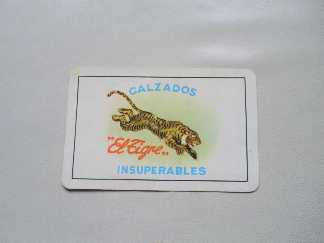 CALZADOS EL TIGRE FOURNIER 1954 - foto 1