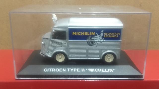 Citroen Tipe H.Michelin