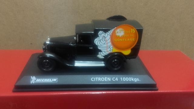 Citroen C4 1000.De Michelin
