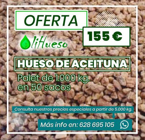 HUESO DE ACEITUNA PRECIO - foto 1