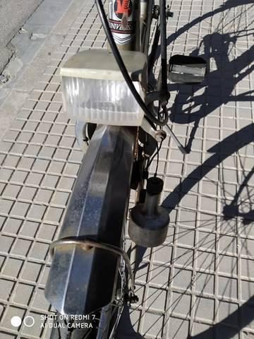 BICICLETA HOLANDESA CIUDAD MIXTA VINTAGE - foto 4