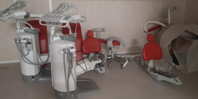 SILLON DENTAL FEDESA CORAL 3300 - foto 2