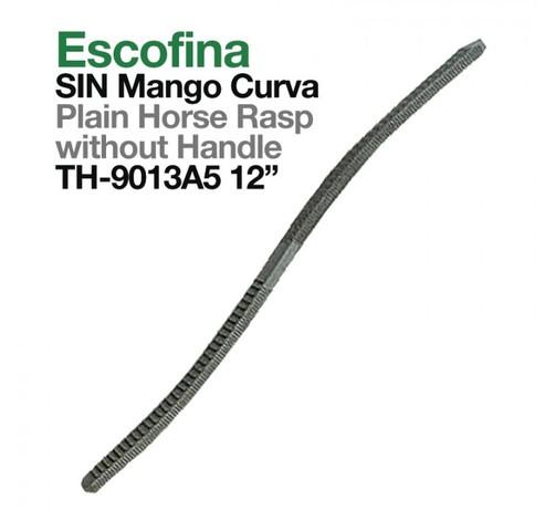 ESCOFINA SIN MANGO CURVA - foto 1