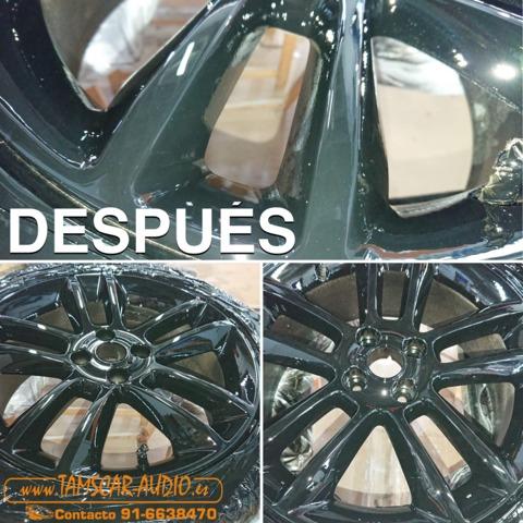 se ajustan a llantas con di/ámetro de agujero de llanta de 55,5/ Tapacubos/de carbono 4/piezas de 60/mm gris /56/mm