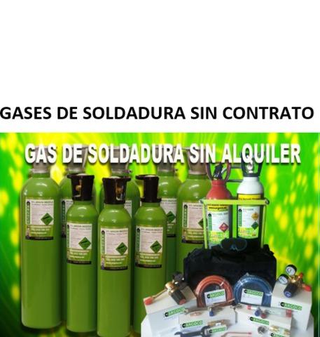 Gas Soldar Argon Co2 - Sin Alquiler