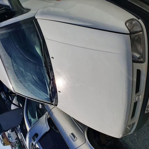 Guardabarros derecha Mercedes Viano Vito w639 año 03-10 con intermitentes agujero certifica