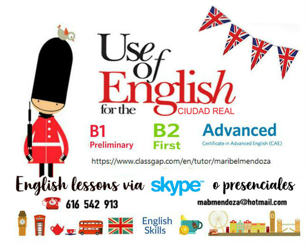 CLASES DE REPHRASING-USE OF ENGLISH - foto 1