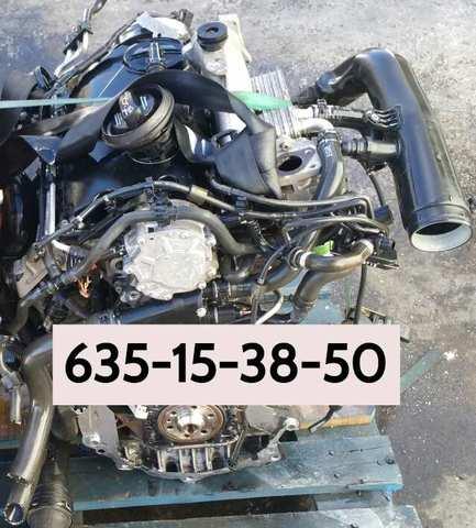 MOTOR BKC 105CV COMPLETO 1. 9 TDI - foto 1