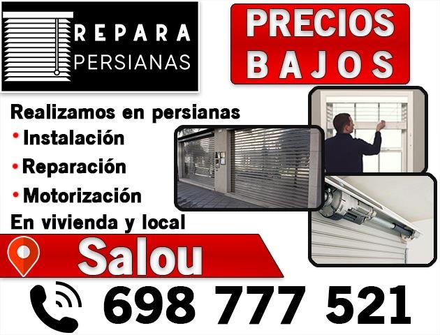 REPARACIÓN PERSIANAS SALOU PRECIOS BAJOS - foto 1