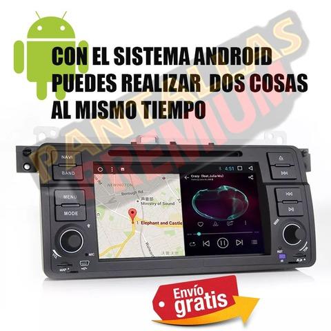 RADIO PANTALLA ANDROID 9. 0 PARA BMW E46 - foto 2