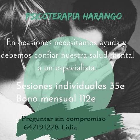 PSICOTERAPIA HARANGO - foto 3