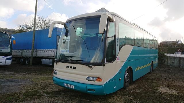 MAN - NOGE TOURING - foto 1