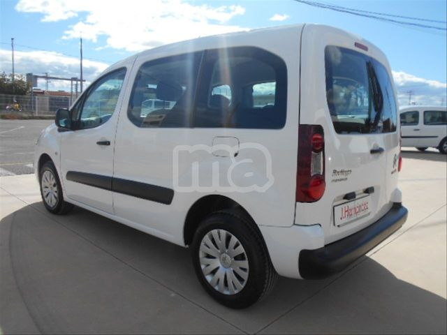 CITROEN - BERLINGO MULTISPACE LIVE EDITION HDI 75 N1 - foto 4