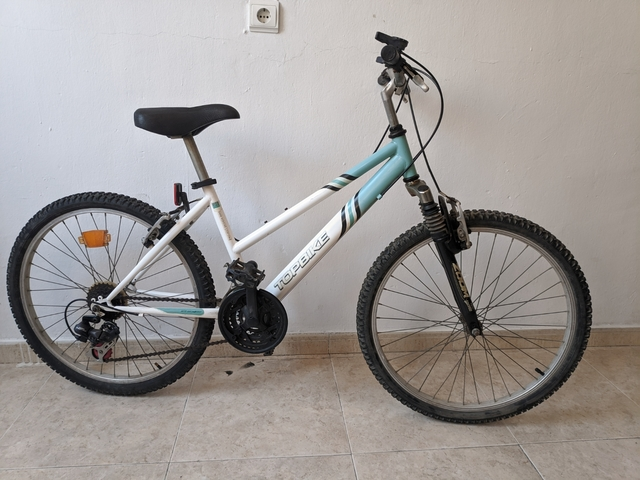 Bici De 24 Pulgadas