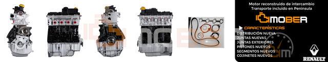 MOTOR CLIO/QASHQAI 1. 5 DCI 1500 K9K764 - foto 1