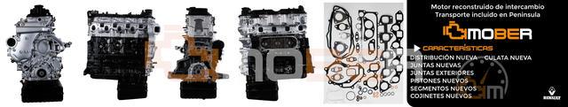 MOTOR RENAULT 3. 0DCI 3000ZD3-600ZD3-604 - foto 1