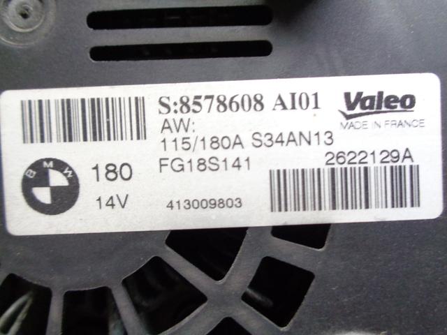 ALTERNADOR BMW SERIE 3 320D 2013 F30 F31 - foto 6