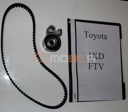MOTOR TOYOTA 2. 5 2500 D-4D 2KD-FTV - foto 7