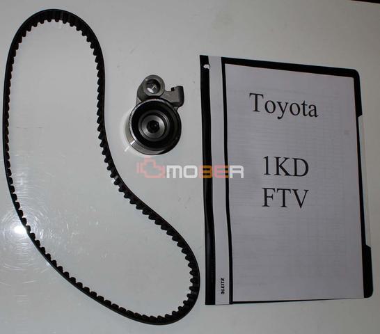 MOTOR TOYOTA 3. 0 3000 D4D 1KD-FTV - foto 7