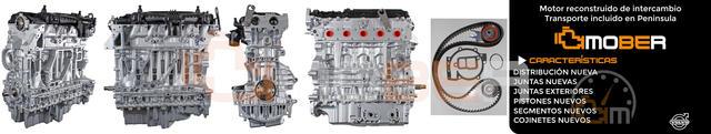 MOTOR VOLVO S60 XC70 S80 2. 4 D5 D5244T - foto 1