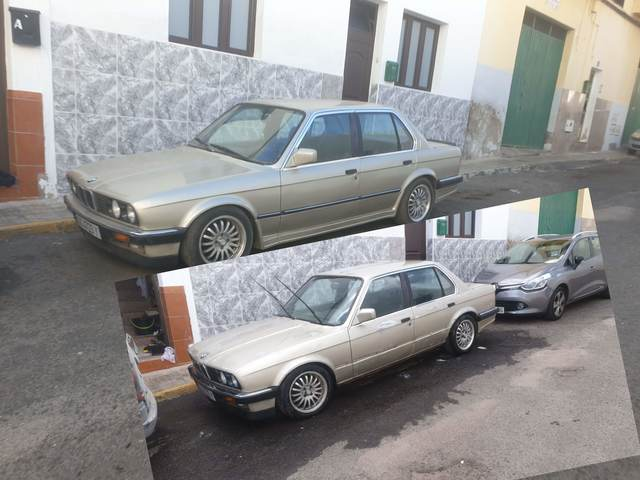 BMW - E30. 320I - foto 2