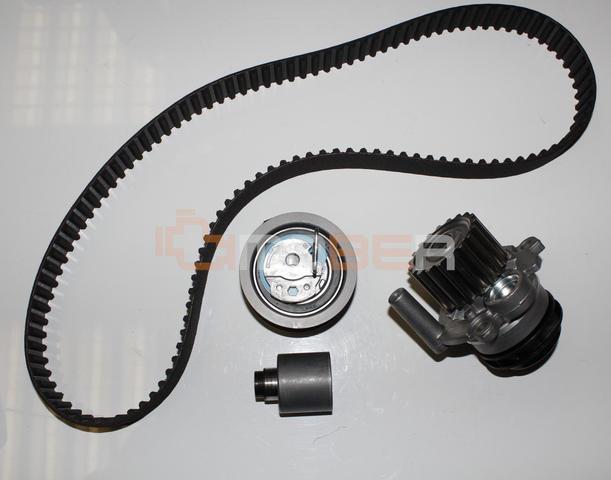 MOTOR VW SEAT 1. 9TDI AJM/ARL/ASZ/ATD/AUY - foto 8