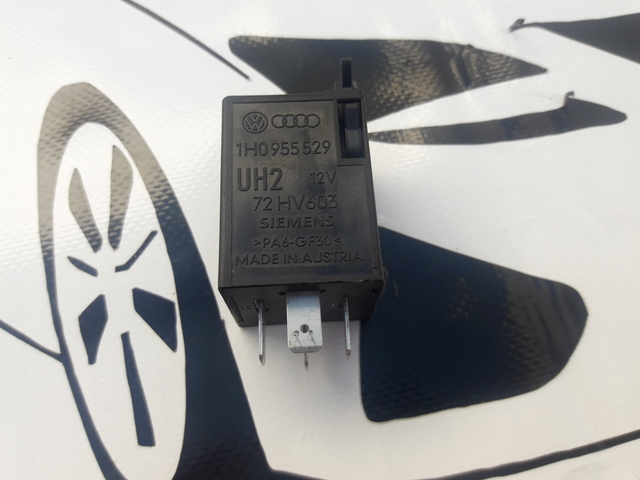 RELE N174 AUDI VW SEAT SKODA 1H0955529 - foto 1
